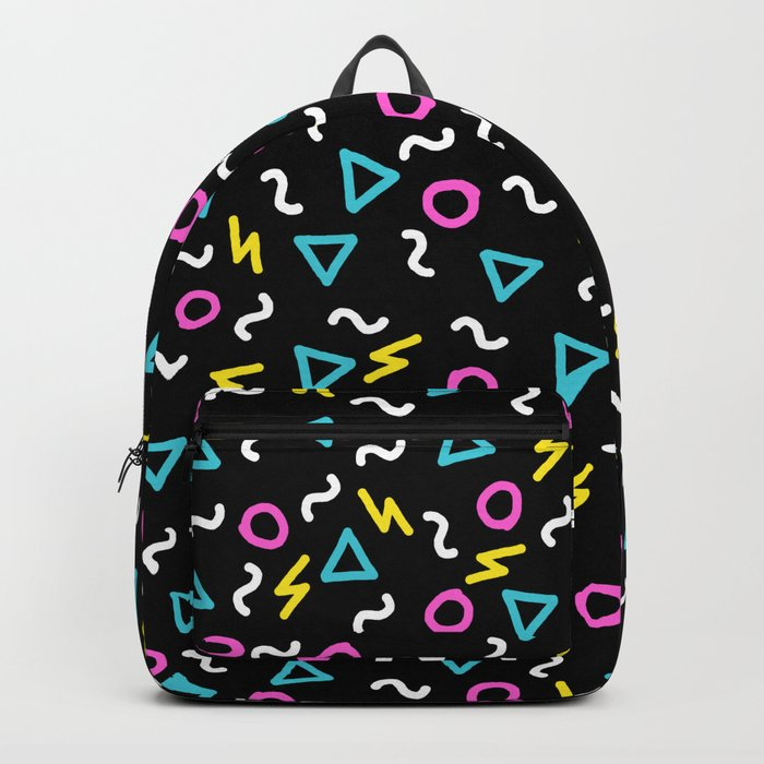 Retro Wave 3 Backpack