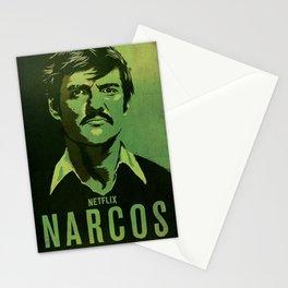 Narcos Javier Pena Stationery Cards