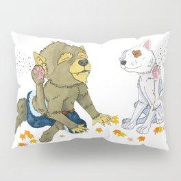 Scratch Pillow Sham