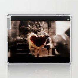 A Man's Heart : Chevy Camaro Engine Laptop & iPad Skin
