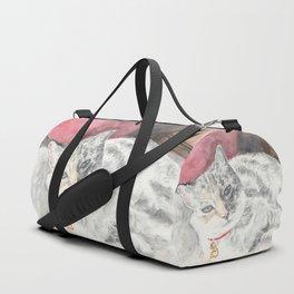 Pringles' Pose Duffle Bag