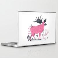 elk Laptop & iPad Skins featuring Elk by Rodrigo Fortes
