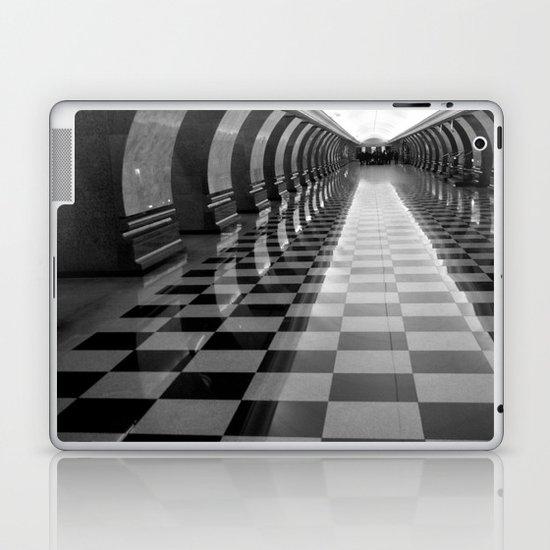 Moscow Metra Laptop & iPad Skin