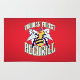 Viridian Forest Beedrill Rug