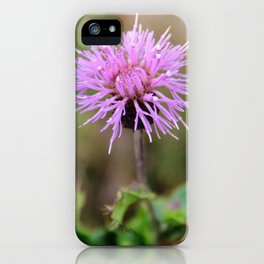 PINK PAIN. iPhone Case
