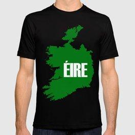 Map Ireland T-shirt