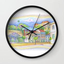 Lx, Avenida 24 de Julho. Wall Clock