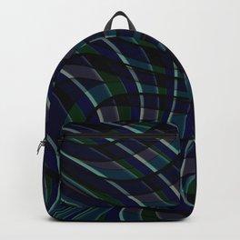 Dark night , abstract Backpack