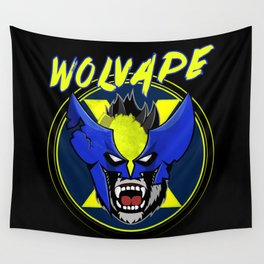 Wolvape Wall Tapestry