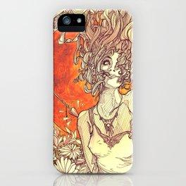 Psyche & Cupid iPhone Case