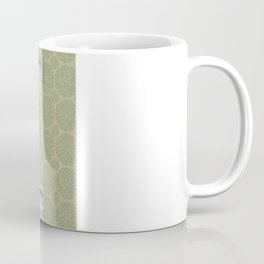 cat in the MiDDLE Coffee Mug