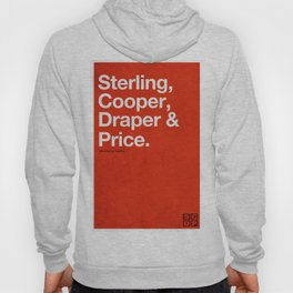 Mad Men | Sterling, Cooper, Draper & Price Hoody