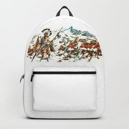 Herding Horses Backpack