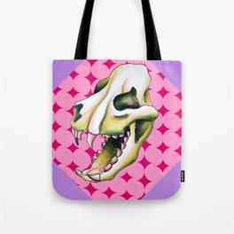 CalaveraPOP Hyena. Tote Bag