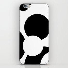 Whitespace iPhone Skin