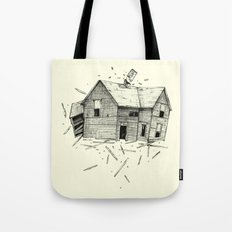 home blown Tote Bag