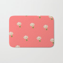 Basic Bouquets Bath Mat