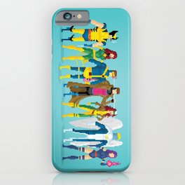 Pixel Mutants iPhone Case