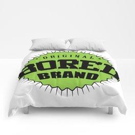 Original bored brand Comforters