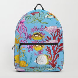 Coral Reef - All Together Water Backpack