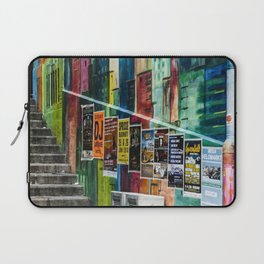 Basel Walls Laptop Sleeve