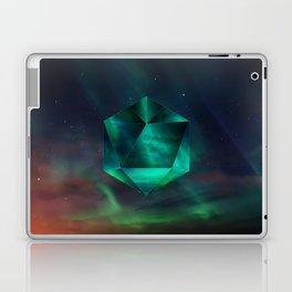 Magnetic fields Laptop & iPad Skin