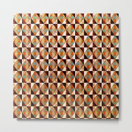 Pattern 946 B  Metal Print