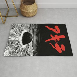Neo Tokyo Is About to Explode Rug