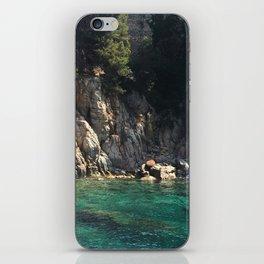 Costa Brava - Catalonia Spain iPhone Skin