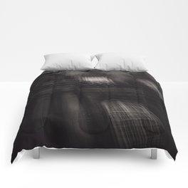 Non, je ne regrette rien Comforters