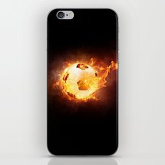 Football, Soccer Ball iPhone & iPod Skin