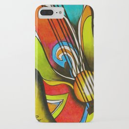 Untitled (Guitar)  iPhone Case