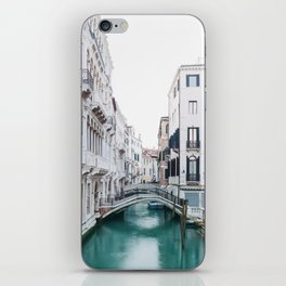 The Floating City - Venice Italy Architecture Photography iPhone Skin