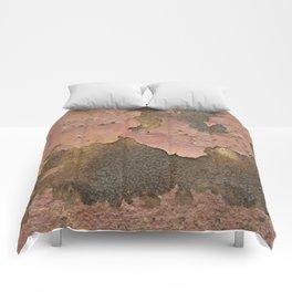 Texture #18 Rust Comforters