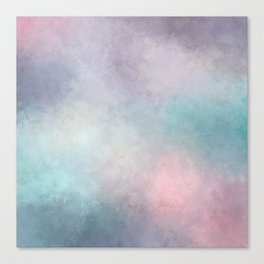 Dreaming in Pastels Canvas Print