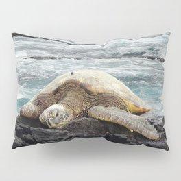 Hawaiian Honu - Sea Turtle Pillow Sham
