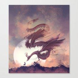 Dream Dragon Canvas Print