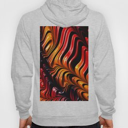 3D fractals Hoody