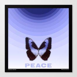 Fruit of the Spirit, Peace Canvas Print