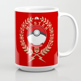 PokéMaster Coffee Mug