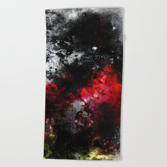 β Centauri I Beach Towel
