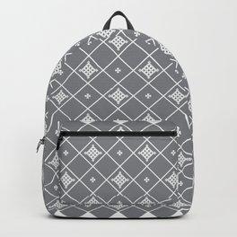 Cross Pendant  Backpack