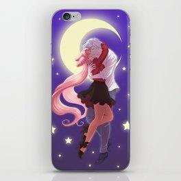 Sailor Moon - Helios and Chibiusa iPhone Skin