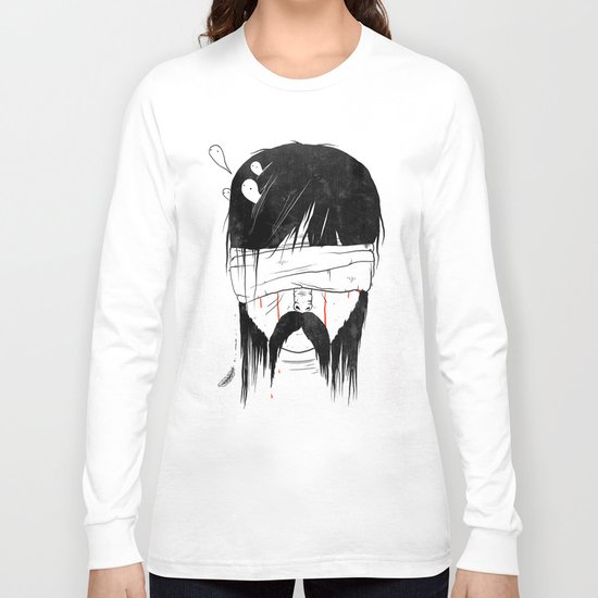 blind Long Sleeve T-shirt