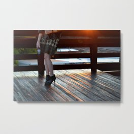 The First Last Day Metal Print