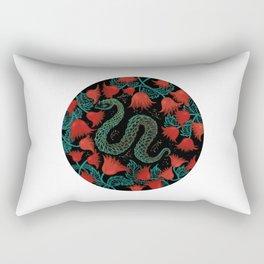 serpent autom Rectangular Pillow