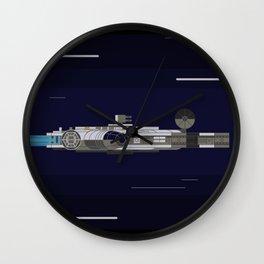 Millenium Falcon Wall Clock