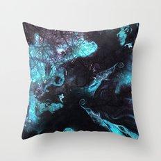 SPIRITS Throw Pillow