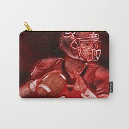 Aaron Murray of UGA Bulldogs Football Carry-All Pouch