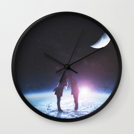 One for the Lovers... Wall Clock
